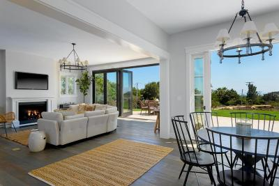 Santa Barbara CA Single Family Home For Sale: $3,295,000