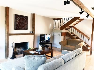 Santa Barbara Condo/Townhouse For Sale: 3 N San Marcos Rd #A