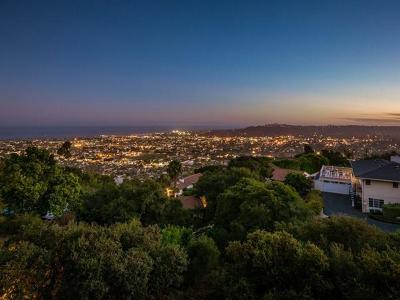 Santa Barbara County Single Family Home For Sale: 1029 Arbolado Rd