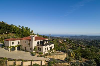 Santa Barbara County Single Family Home For Sale: 2815 Holly Rd
