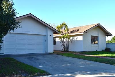 Santa Barbara County Single Family Home For Sale: 1321 Trieste Ln