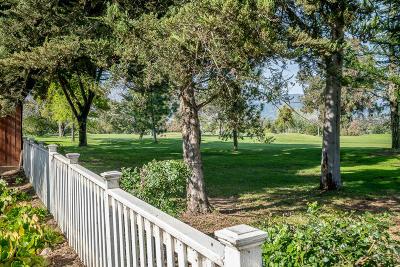 Santa Barbara County Single Family Home For Sale: 560 Vista Vallejo