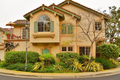 Santa Barbara County Single Family Home For Sale: 1256 Cravens Ln #1
