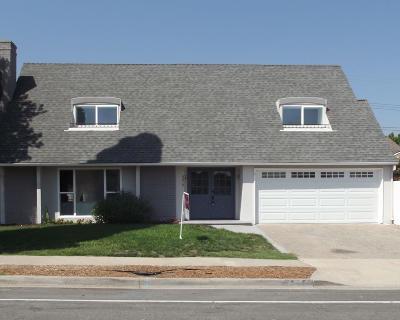 Goleta CA Single Family Home For Sale: $1,139,999