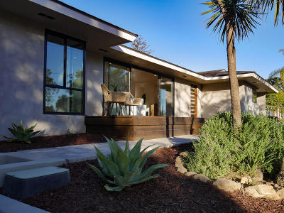 Santa Barbara County Single Family Home For Sale: 2444 Santa Barbara St