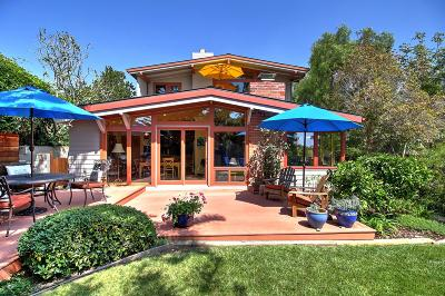 Summerland CA Single Family Home For Sale: $1,675,000