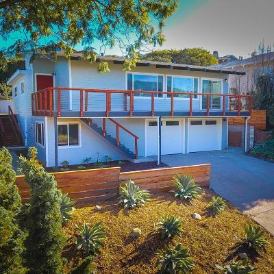 Santa Barbara County Single Family Home For Sale: 2859 Vista Elevada