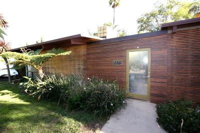 Santa Barbara County Single Family Home For Sale: 4811 Winding Way