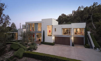 Santa Barbara County Single Family Home For Sale: 396 Woodley Rd