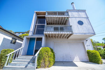 Santa Barbara County Single Family Home For Sale: 602 Alameda Padre Serra