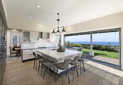 Santa Barbara County Single Family Home For Sale: 2121 Summerland Heights Ln