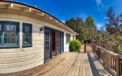 Single Family Home For Sale: 154 Hot Springs Rd