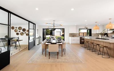 Santa Barbara CA Single Family Home For Sale: $2,795,000