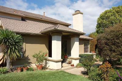 Santa Barbara CA Single Family Home For Sale: $1,075,000