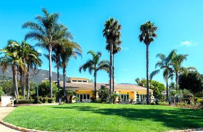 Carpinteria CA Single Family Home For Sale: $2,950,000