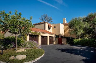 Santa Barbara County Single Family Home For Sale: 110 Meadows Ln