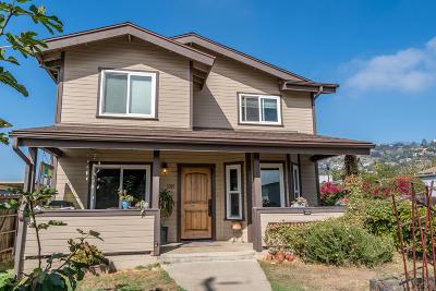 Santa Barbara County Single Family Home For Sale: 1019 E Haley St #A