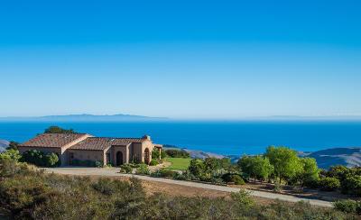 Santa Barbara County Single Family Home For Sale: 2169 Refugio Rd