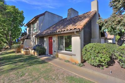 Santa Barbara County Single Family Home For Sale: 4711 Calle Reina