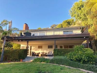 Santa Barbara County Single Family Home For Sale: 922 Cheltenham Rd