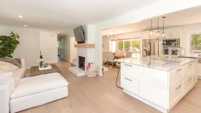 Santa Barbara CA Single Family Home For Sale: $1,775,000
