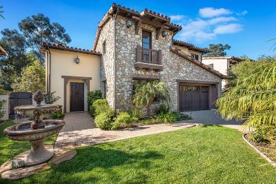 Santa Barbara County Single Family Home For Sale: 227 Elderberry Dr