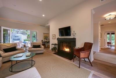 Santa Barbara County Single Family Home For Sale: 1156 Hill Rd