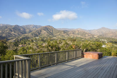 Single Family Home For Sale: 230 Sierra Vista Rd
