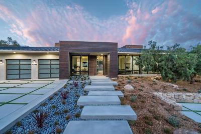 Santa Barbara County Single Family Home For Sale: 4598 Serenity Ln