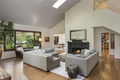 Santa Barbara Single Family Home For Sale: 1825 Stanwood Dr