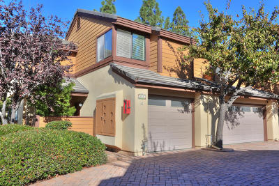 Santa Barbara Condo/Townhouse For Sale: 425 Via Rosa #17