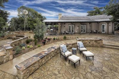 Santa Barbara Single Family Home For Sale: 574 Christmas Tree Ln