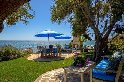 Santa Barbara Single Family Home For Sale: 3429 Sea Ledge Ln