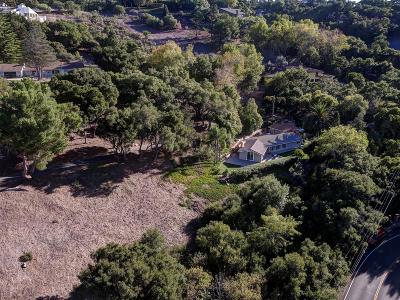 Santa Barbara Single Family Home For Sale: 3 Orizaba Lane
