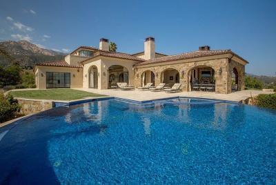 Santa Barbara County Single Family Home For Sale: 2809 Holly Rd