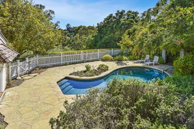 Santa Barbara County Single Family Home For Sale: 740 Skyview Dr