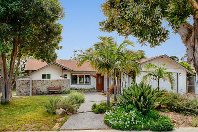Santa Barbara County Single Family Home For Sale: 79 Lassen Dr