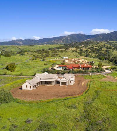 Santa Barbara County Single Family Home For Sale: 1030 Via Pradera