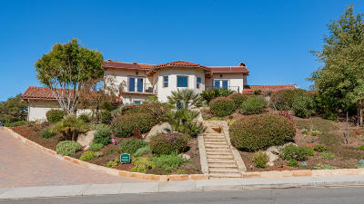 Single Family Home For Sale: 860 Miramonte Dr