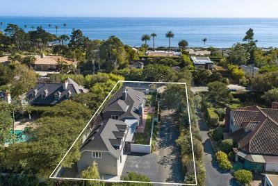 Santa Barbara County Single Family Home For Sale: 1152 Hill Rd