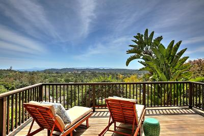 Santa Barbara County Single Family Home For Sale: 2725 Exeter Pl