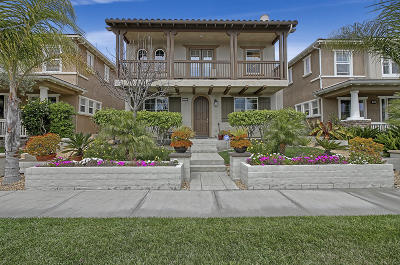 Oxnard Single Family Home For Sale: 4045 Harbour Island Ln