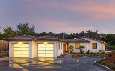 Santa Barbara County Single Family Home For Sale: 4565 Auhay Dr