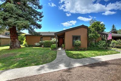 Santa Barbara Condo/Townhouse For Sale: 641 Avenida Pequena