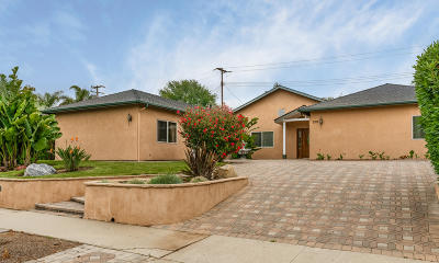 Santa Barbara County Single Family Home For Sale: 570 Ronda Dr