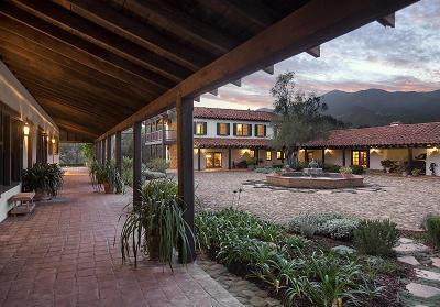Santa Barbara Single Family Home For Sale: 308 Ennisbrook Dr