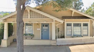 Santa Barbara County Single Family Home For Sale: 1505 Olive St