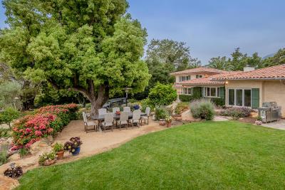 Single Family Home For Sale: 780 Rockbridge Rd