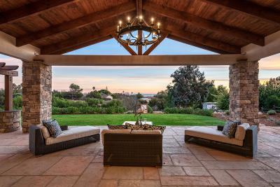 Santa Barbara County Single Family Home For Sale: 1363 Via Veneto