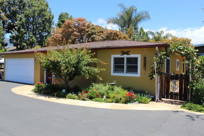 Santa Barbara County Single Family Home For Sale: 1127 Church Lane